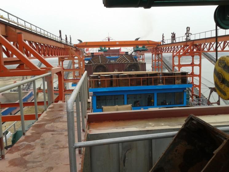 贝士德FC200系列亚博APP入口在挖沙船的应用方案